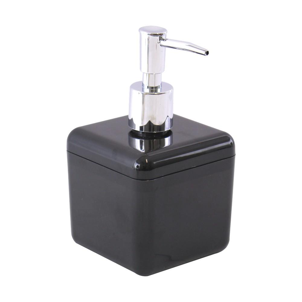 Dispensador de jabón líquido para baño plástico