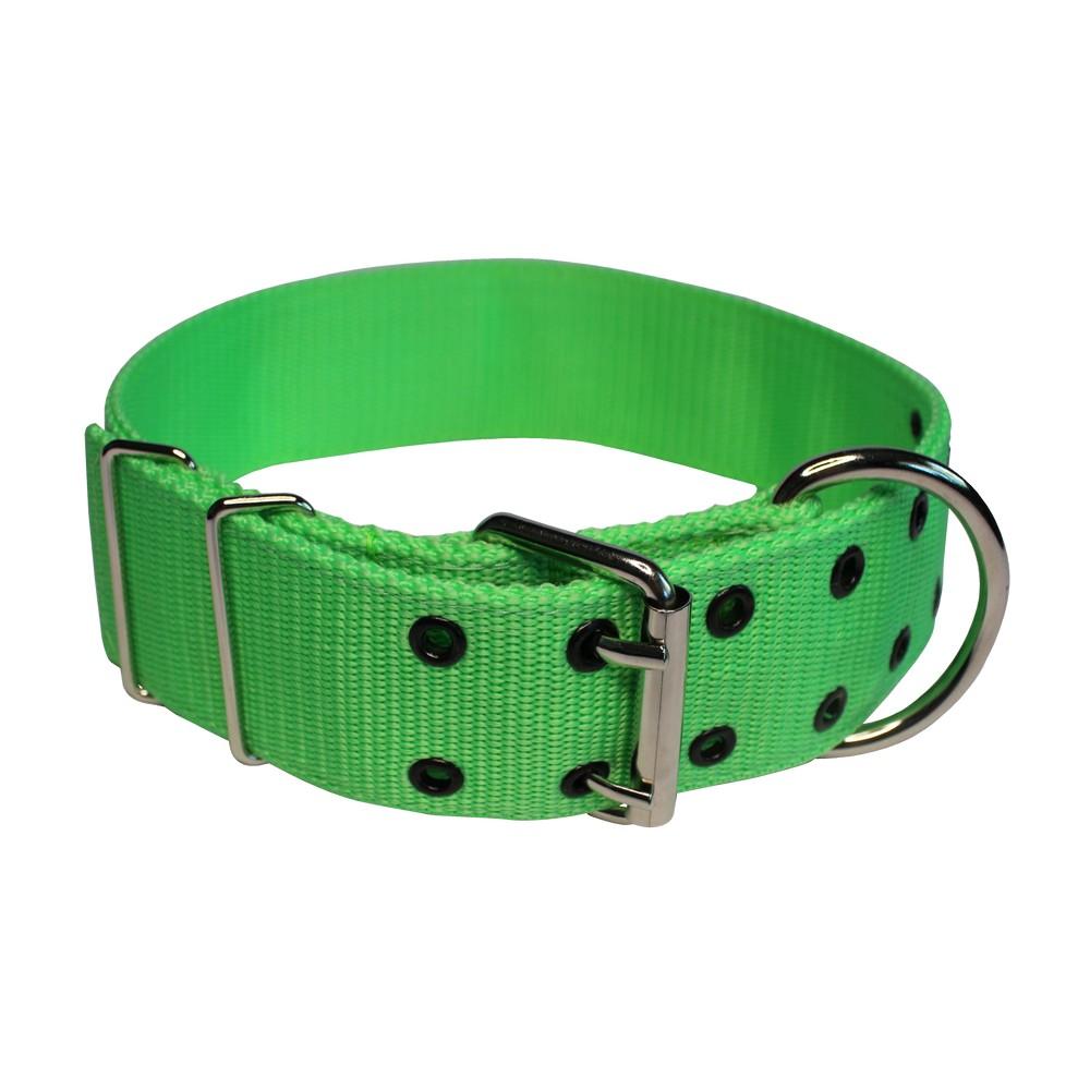 Collar reforzado para perro 18x2