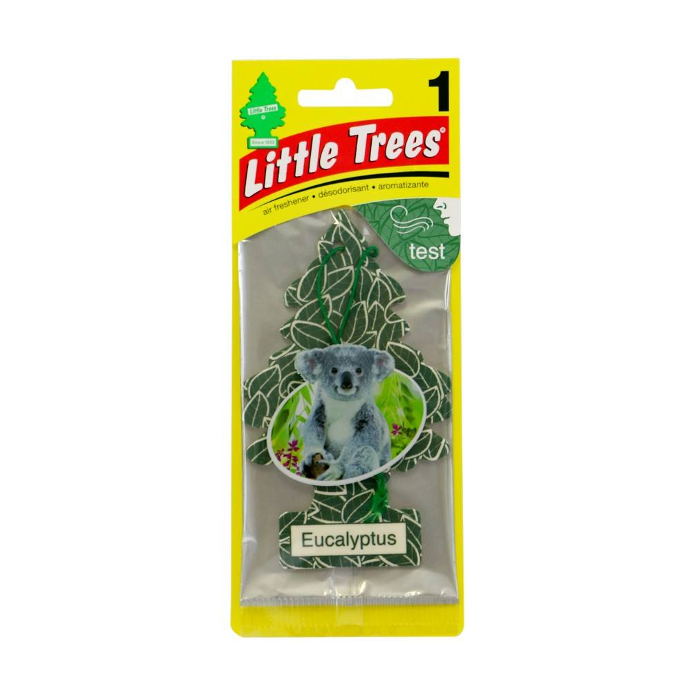 Aroma para carro eucalyptus u1p-17365