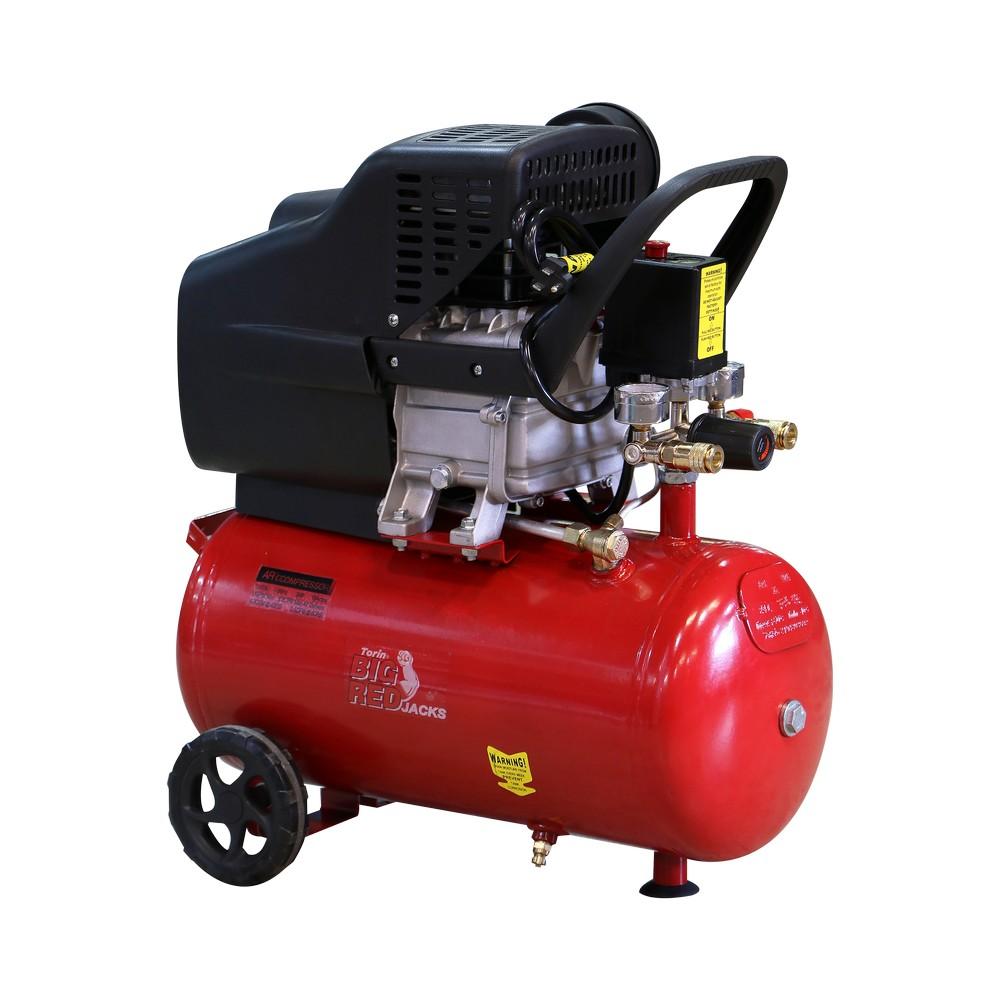 Compresor 2 hp/120v 6.4gal 115 psi max trae024l