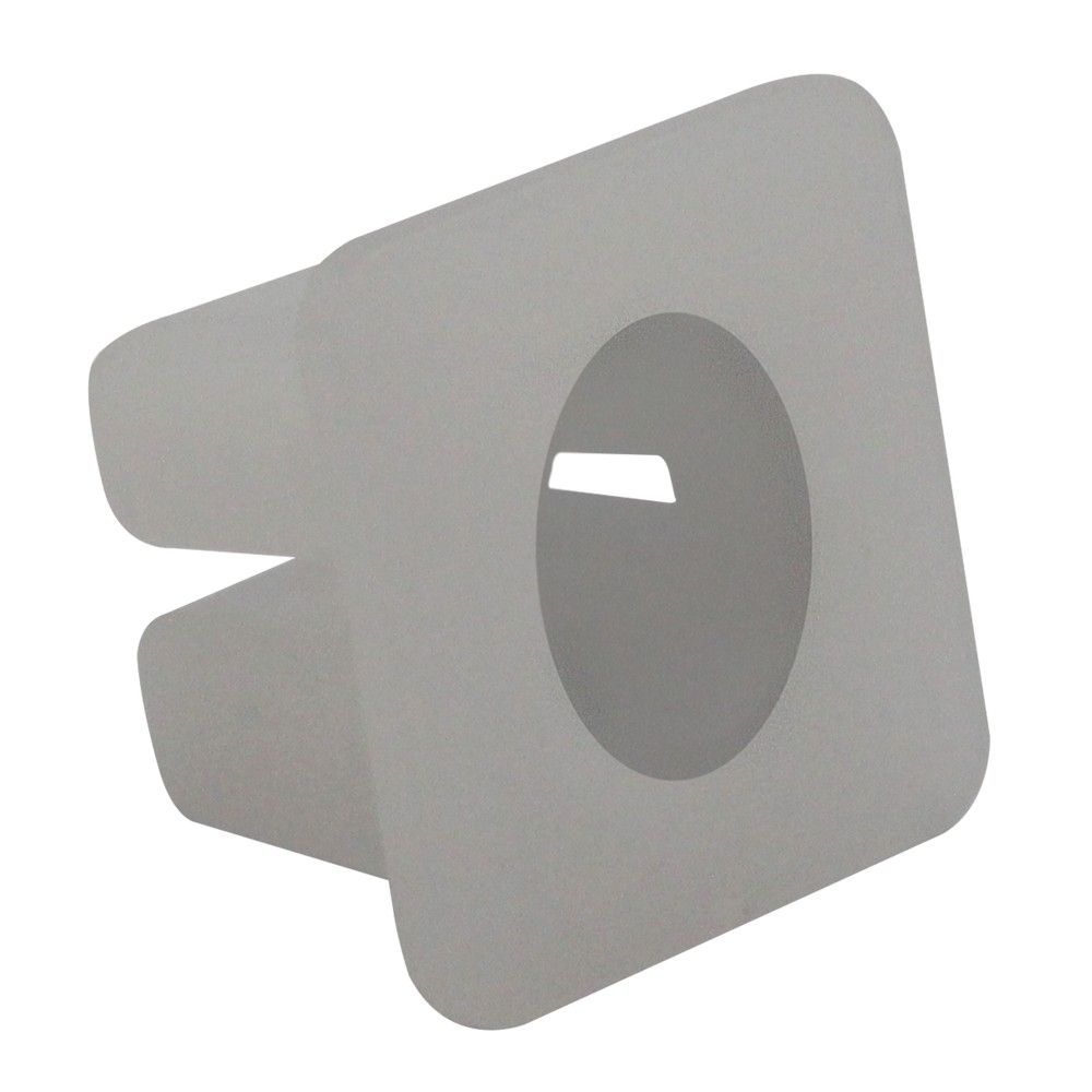 Clip plástico para tapicería de carro