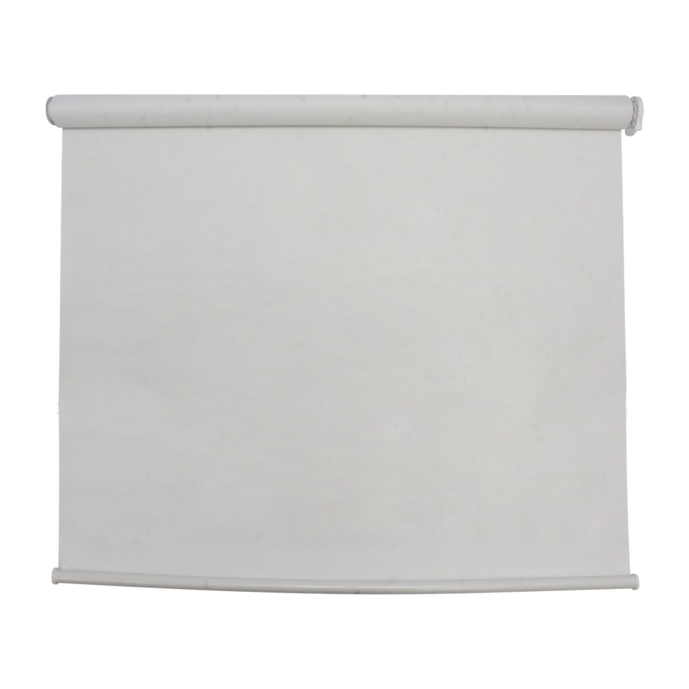 Cortina roller black out 140x220 cm blanco