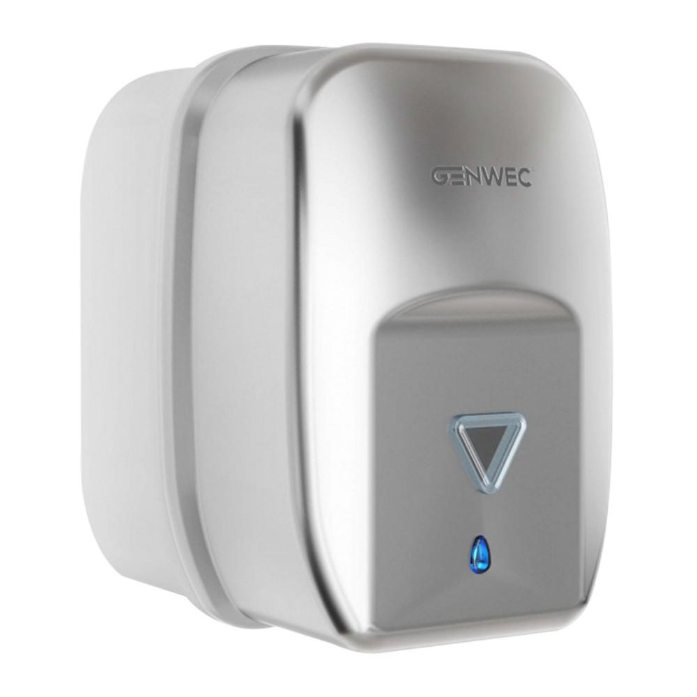 Dispensador de acero inoxidable con sensor de jabón líquido para baño