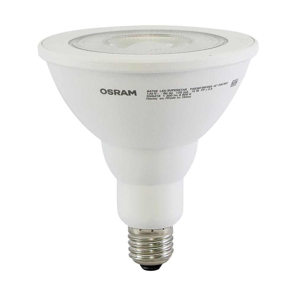 Reflector led par38 15w luz blanca