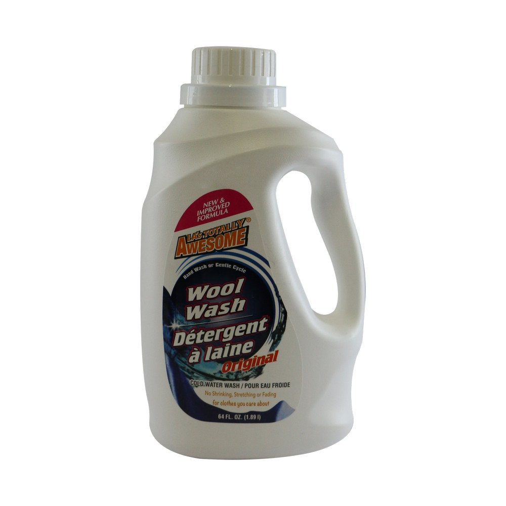 Detergente liquido para lavar ropa awesome 64 oz