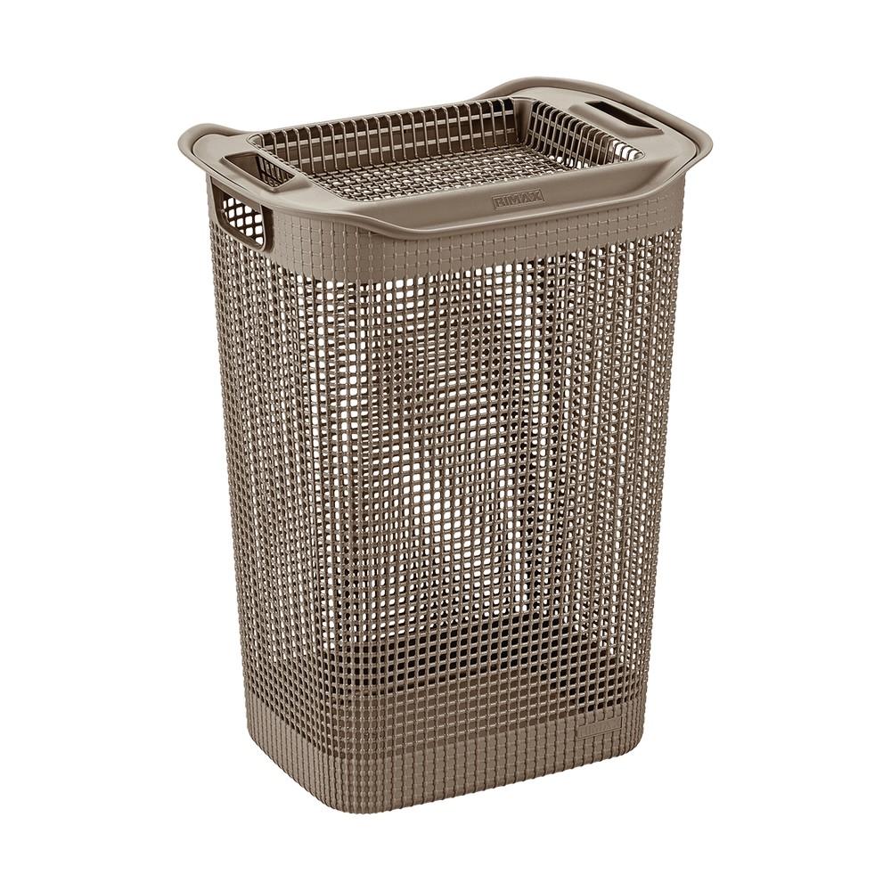 Canasta plastica para ropa sucia