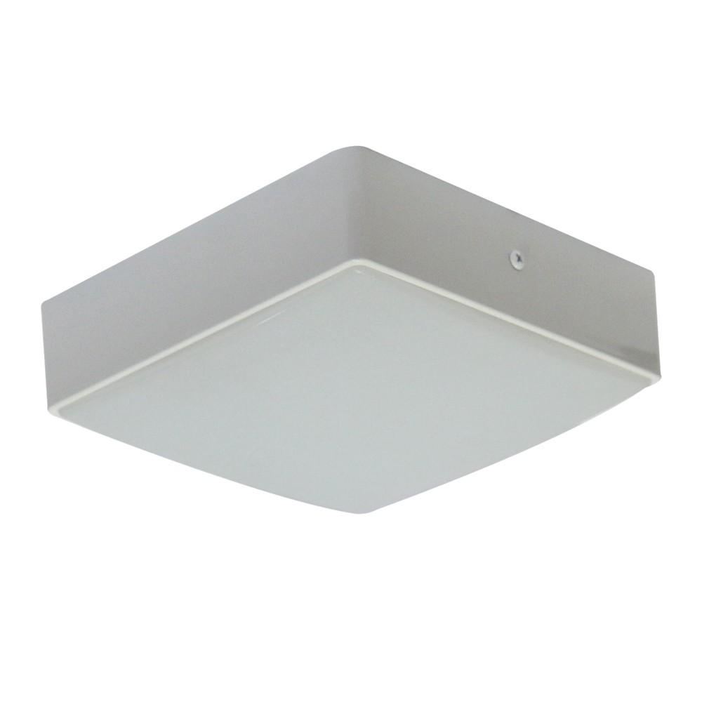 Lámpara led de techo 12w luz blanca