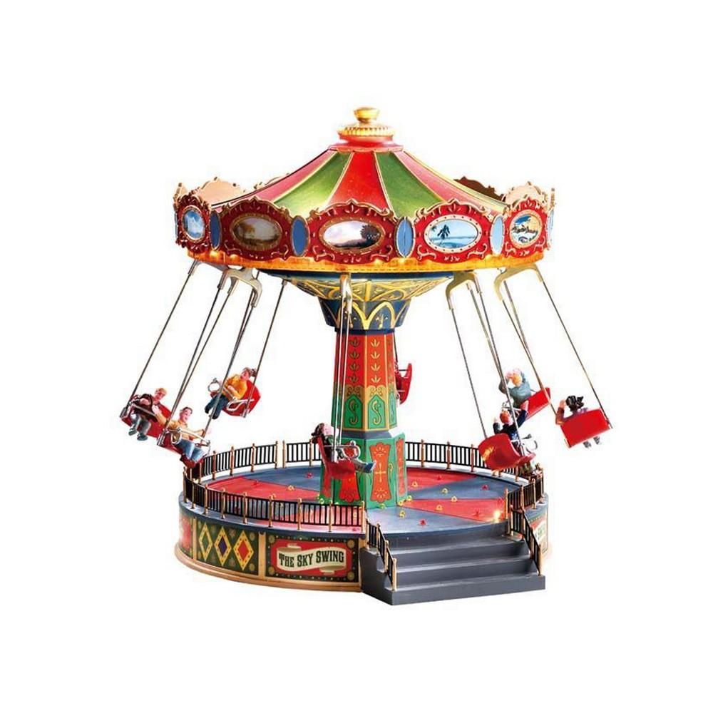 Figura para villa sillas voladoras lemax 84379