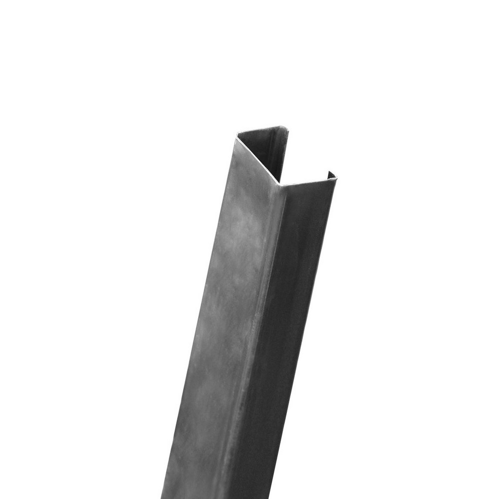Polin c 6x2 pulg chapa 14 (1.80mm)
