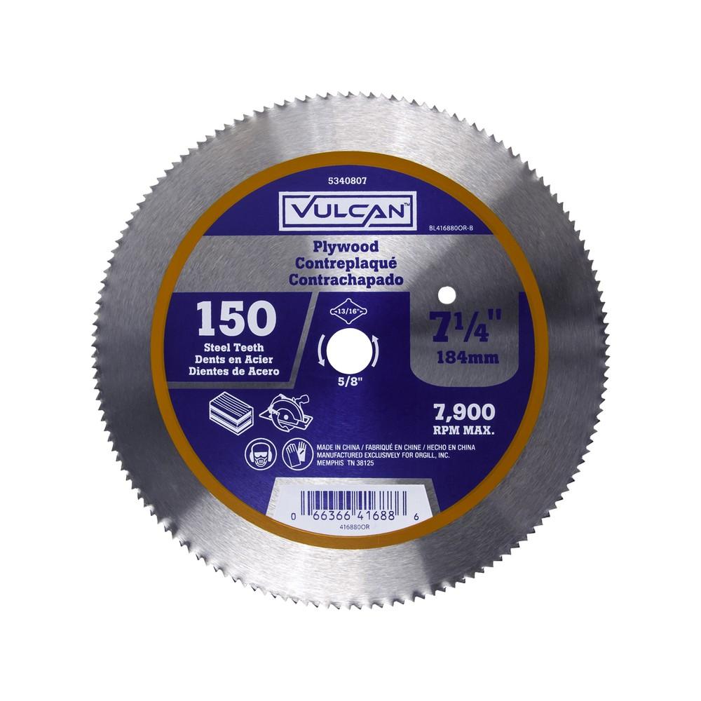 Sierra circular para plywood 7 1 4 150 dientes discos - Sierra circular madera ...