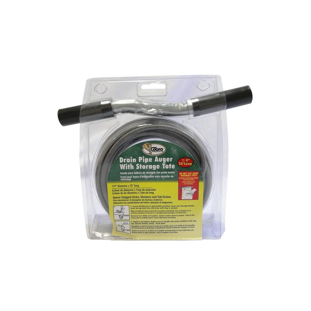 Sonda para tuberia 1 4 x25 39 40943 10250 sondas y drenos - Herramientas para desatascar tuberias ...