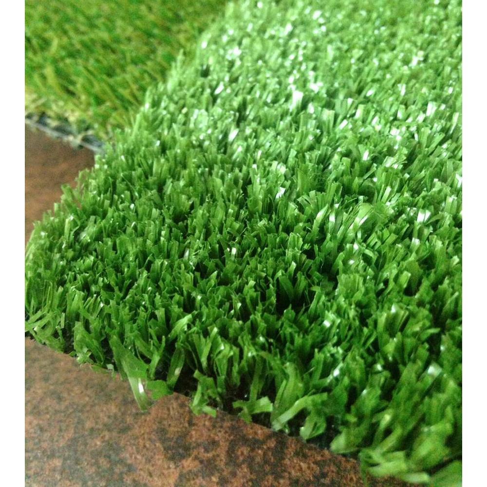 Alfombra grama artificial 1 x 4 m