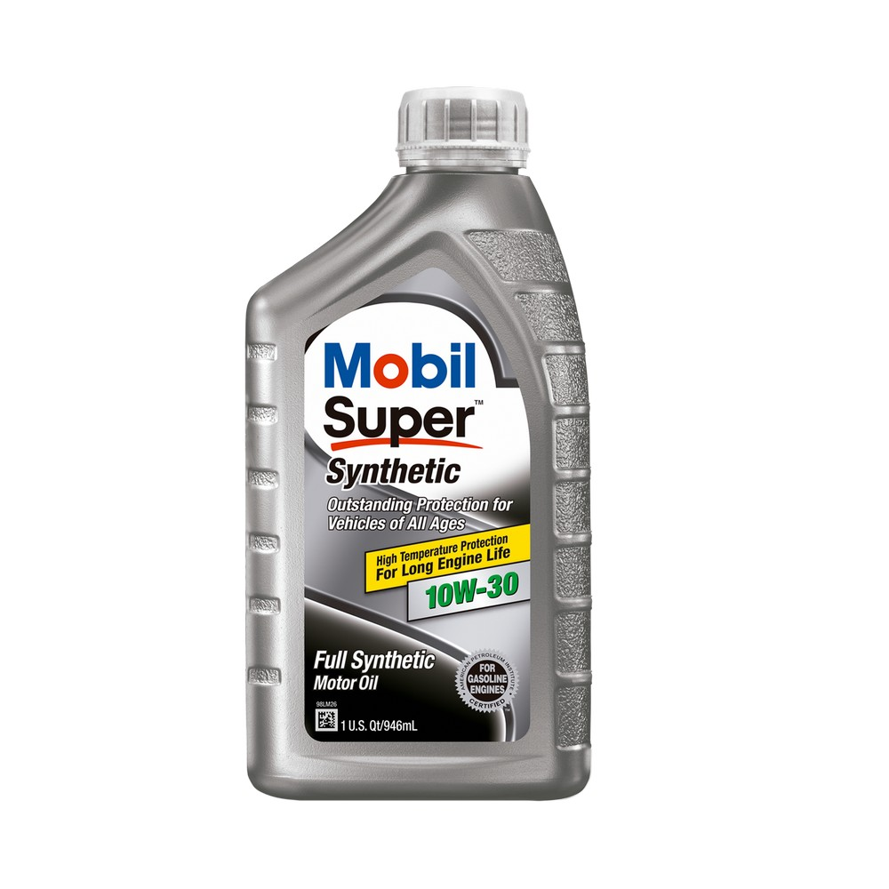 Aceite sintético para motor de carro 10w30 super 1 l