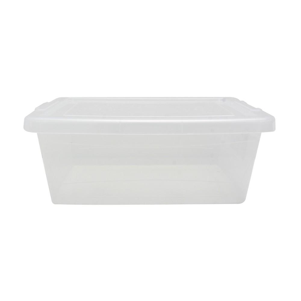 Caja organizadora plastica 12 l organizate 2 pzas