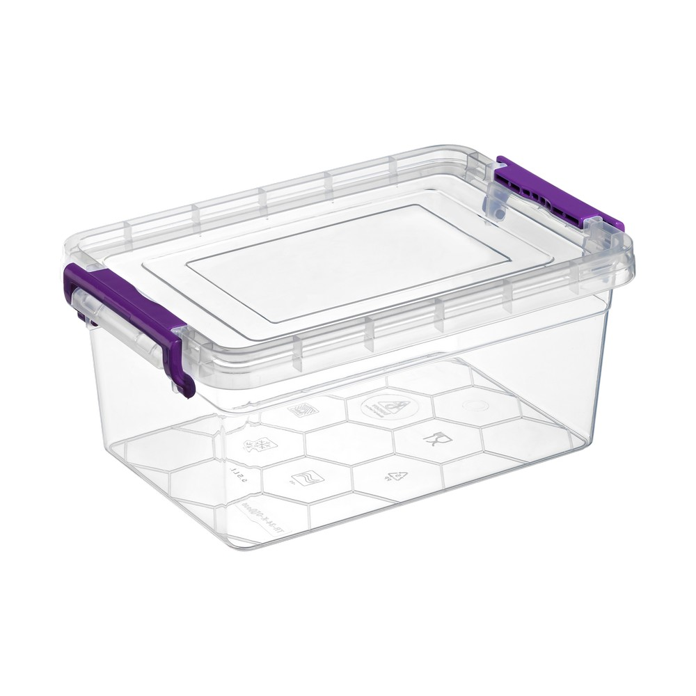 Caja organizadora plastica 5.5 l