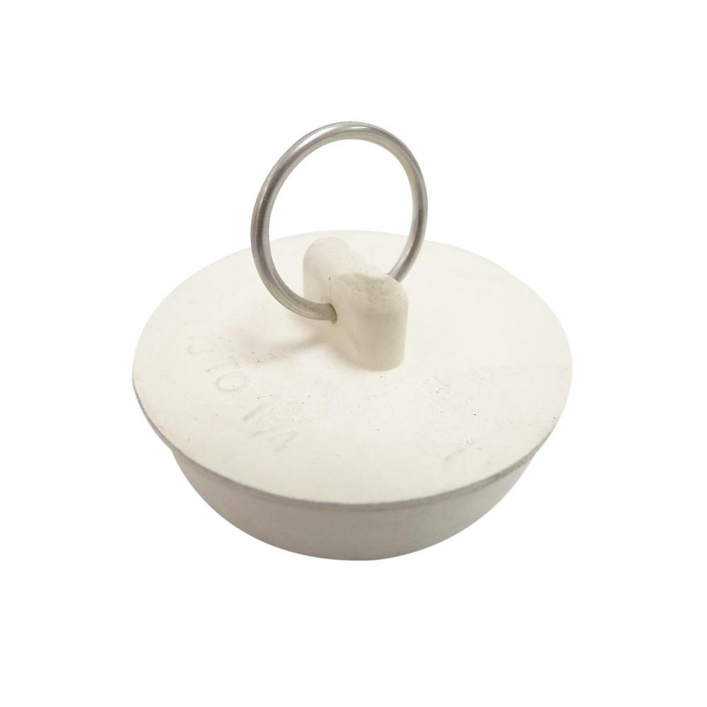Tapón de hule para pila de 1-3/4 pulg