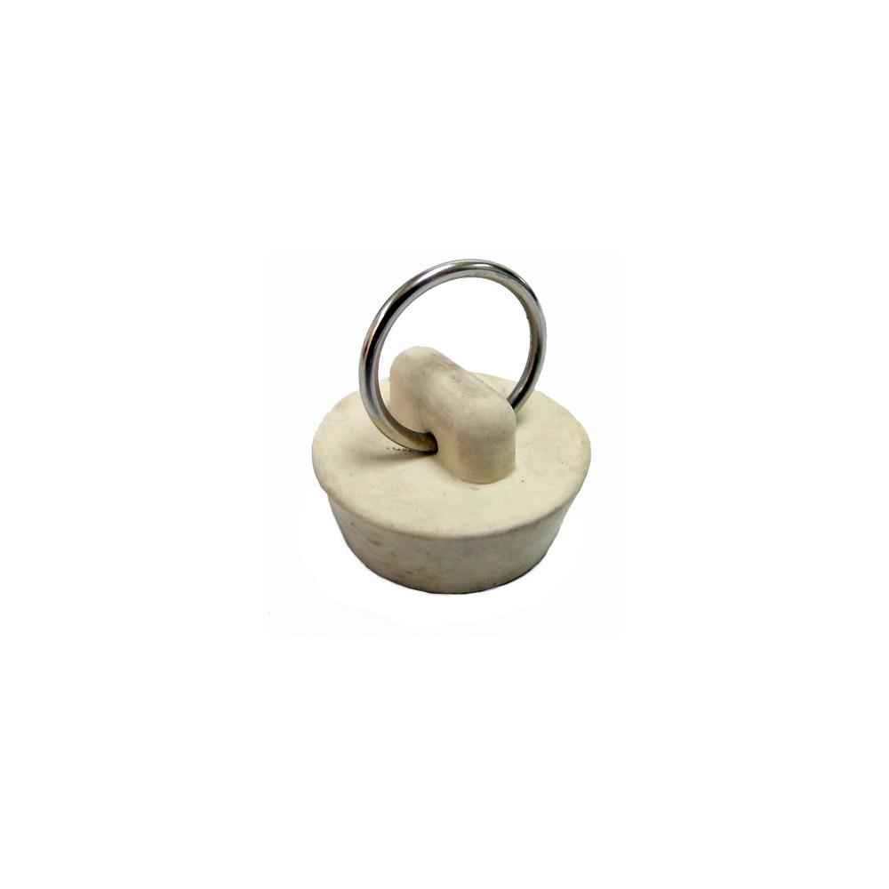 Tapón de hule para pila de 1 pulg