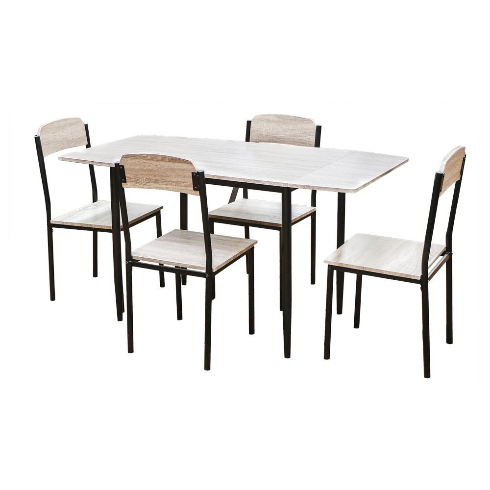 Mesa de comedor con 4 sillas 654009a s/5