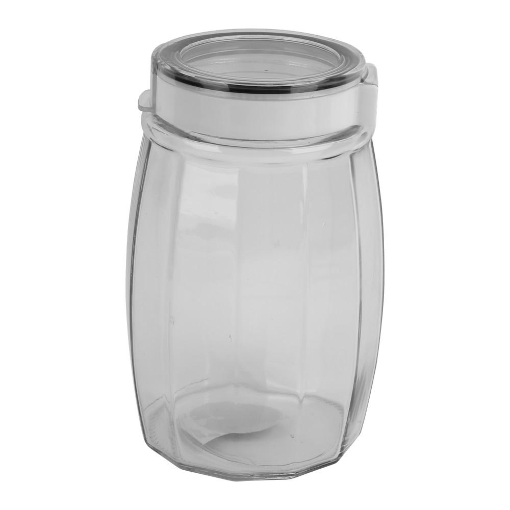 Desposito de vidrio 1.8 lt hermetico