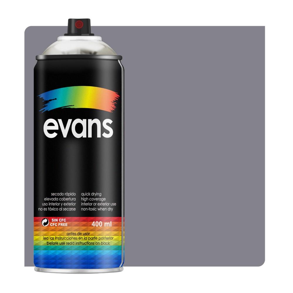Pintura en spray gris oscuro 400 ml