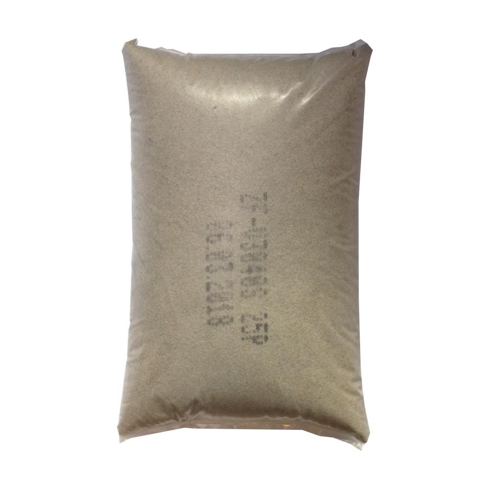 Grava para filtración de agua 0.4-0.9 mm bolsa 25 kgs