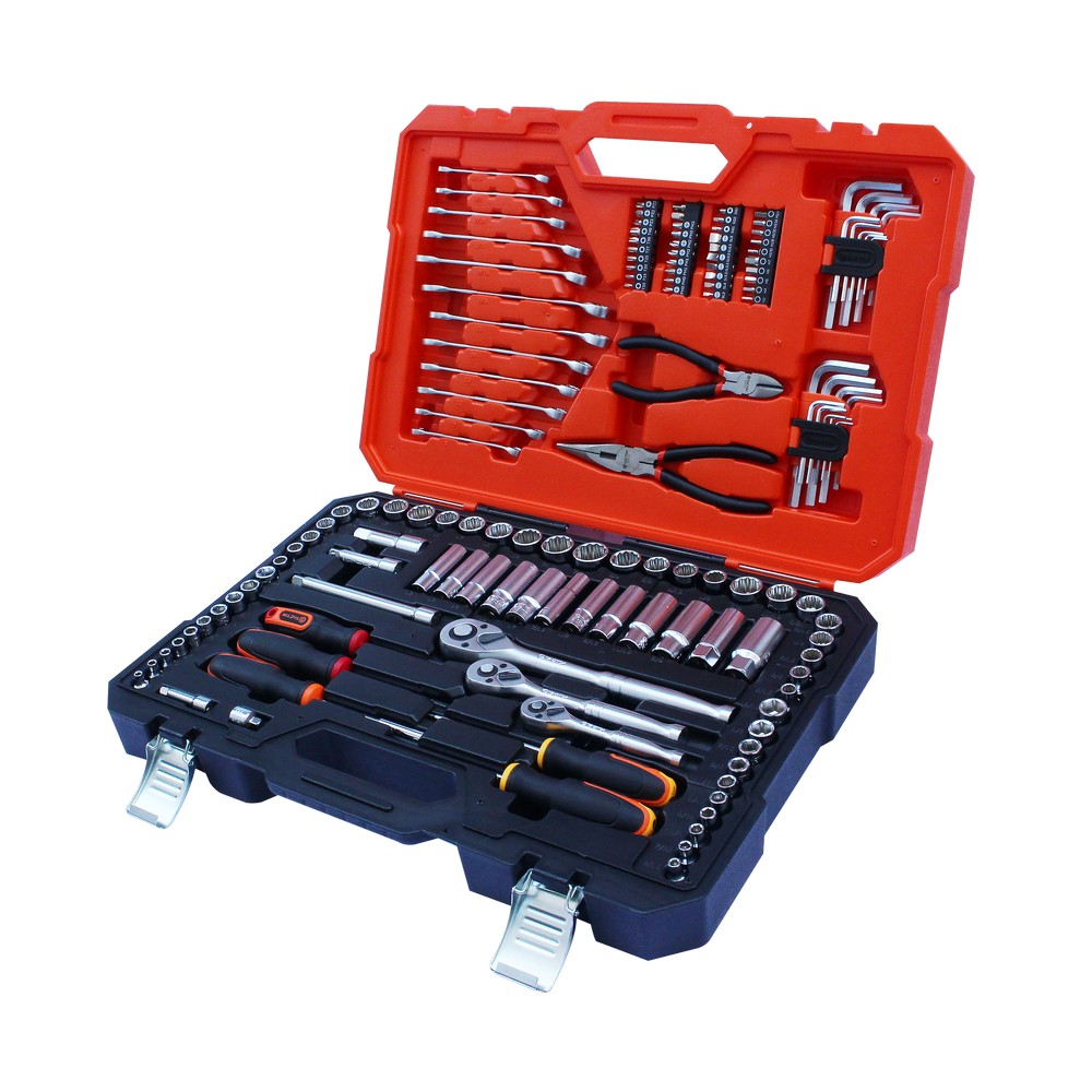 Juego de herramientas para mecánico 143 piezas