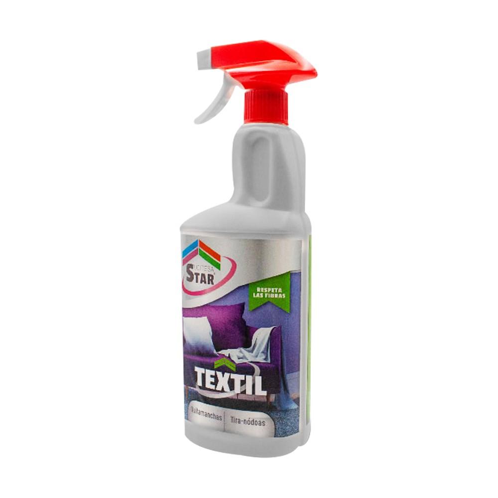 Limpiador para ropa en espuma star