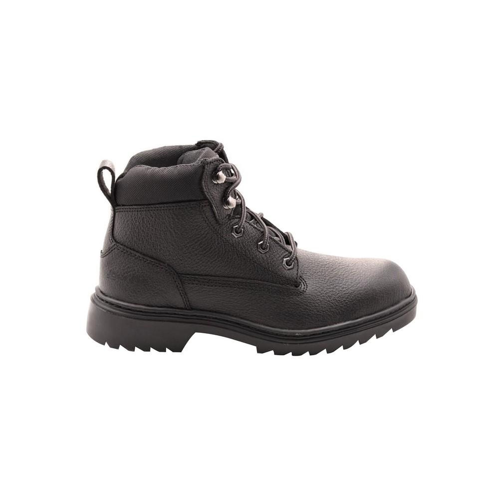 Zapato industrial cubo de acero talla 11