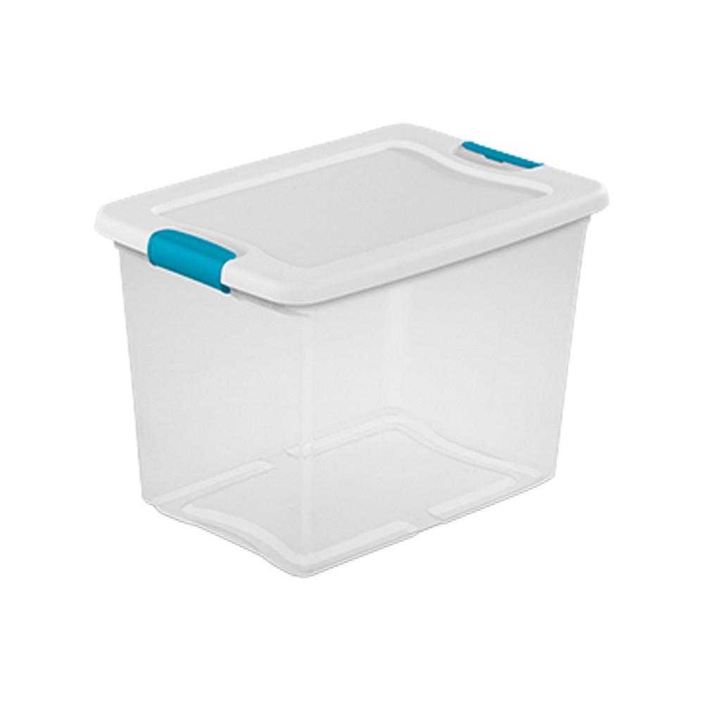 Caja organizadora plastica 24 l