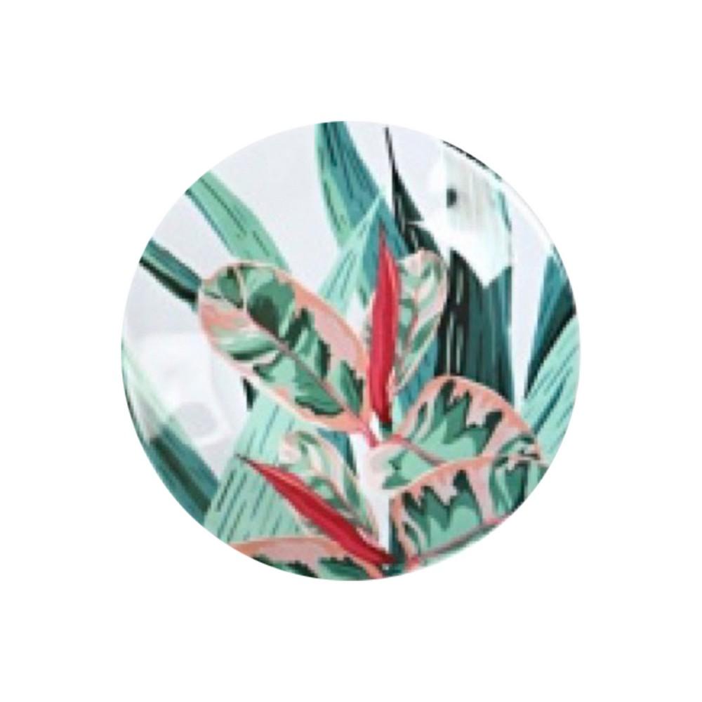Plato de melamina con diseño