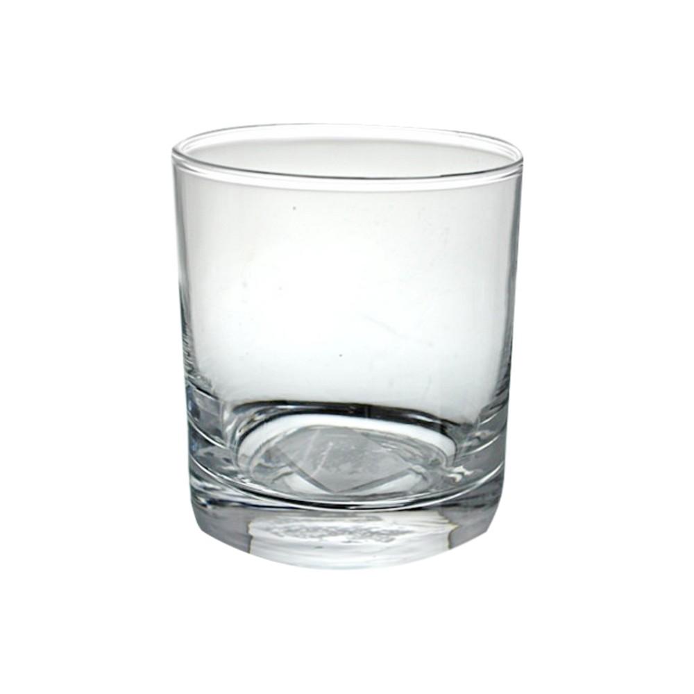 Copa de vidrio forma lágrima