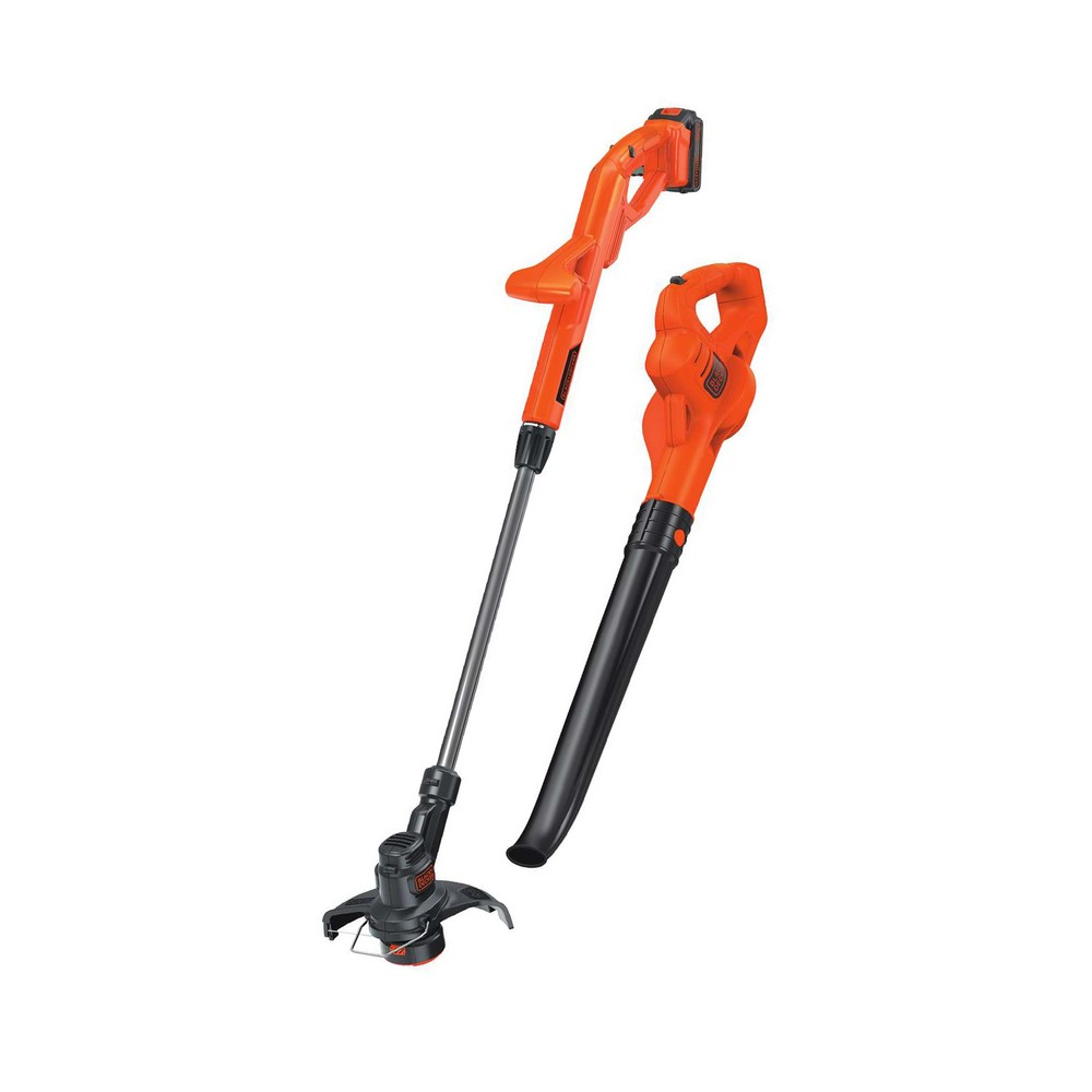 Trimmer y sopladora 20v 1.5ah black & decker lcc221/7604036