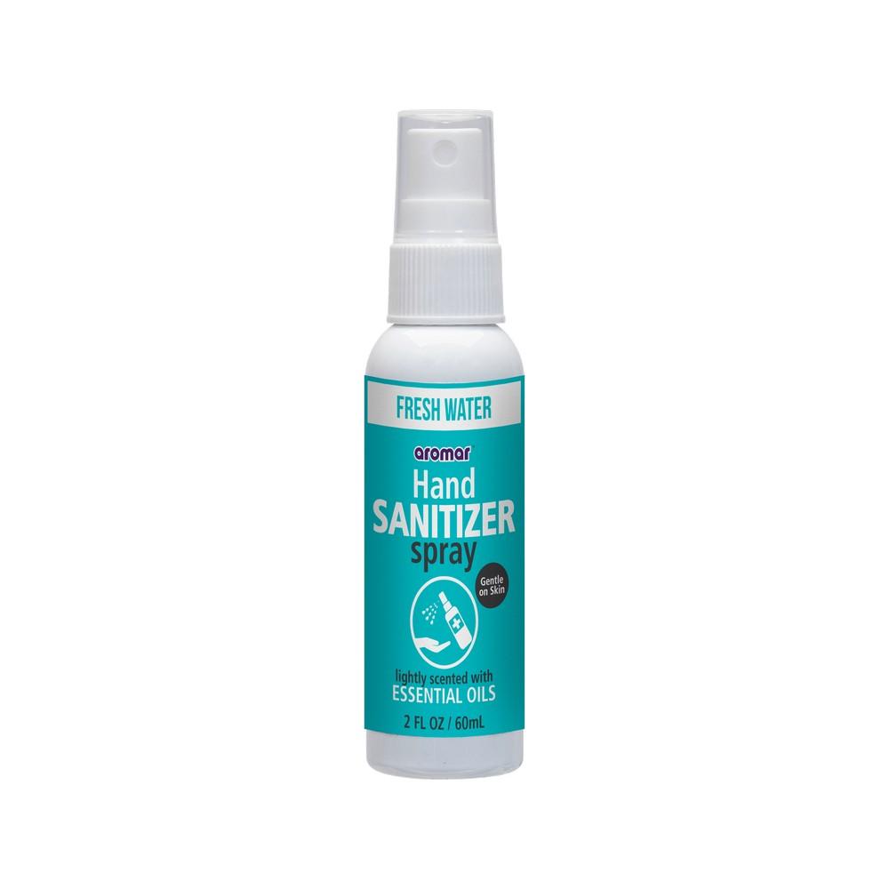Limpiador de mano 2oz con aroma
