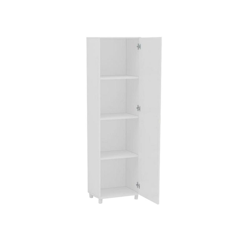Closet multiusos 150 x 42 x 31 cm blanco