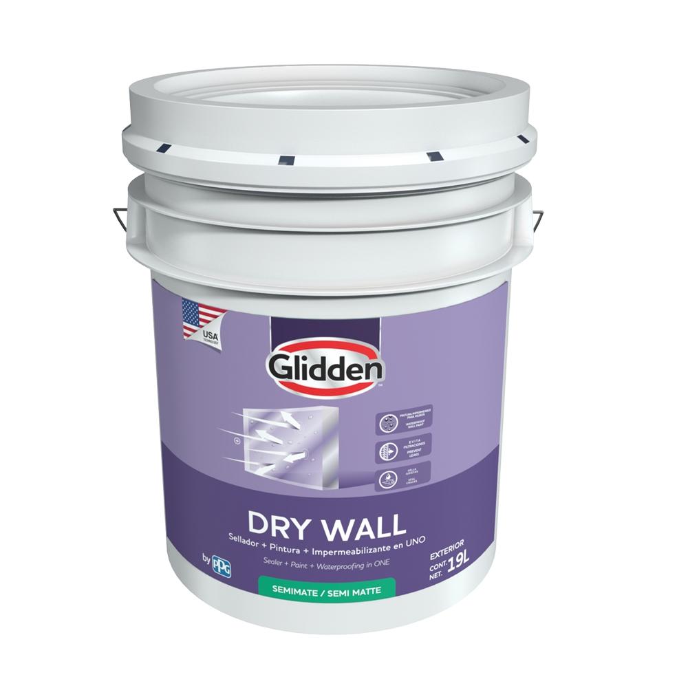 Impermebilizante dry wall blanco cub