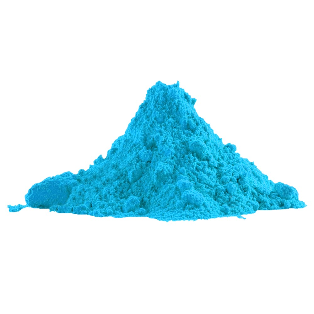 Pintura en polvo azul 1 lb