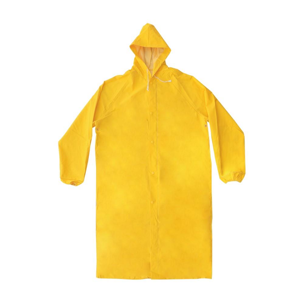 Capa para lluvia 1pza talla l amarilla