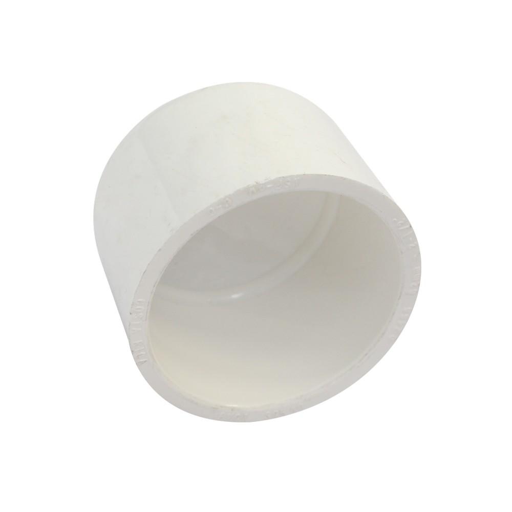 Tap n hembra pvc sin rosca de 2 1 2 tapones pvc hembra for Casa para herramientas de pvc