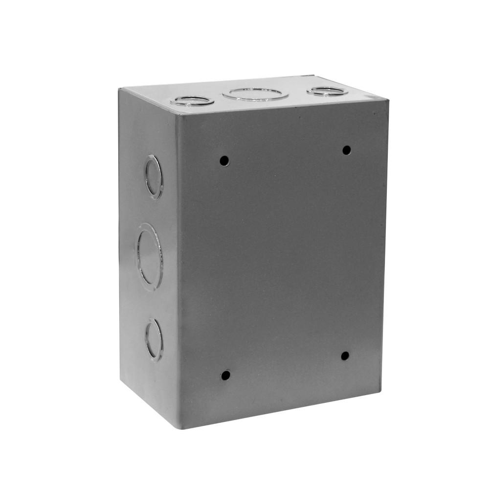 caja de registro 8x6 pulgadas cajas el ctricas herometal