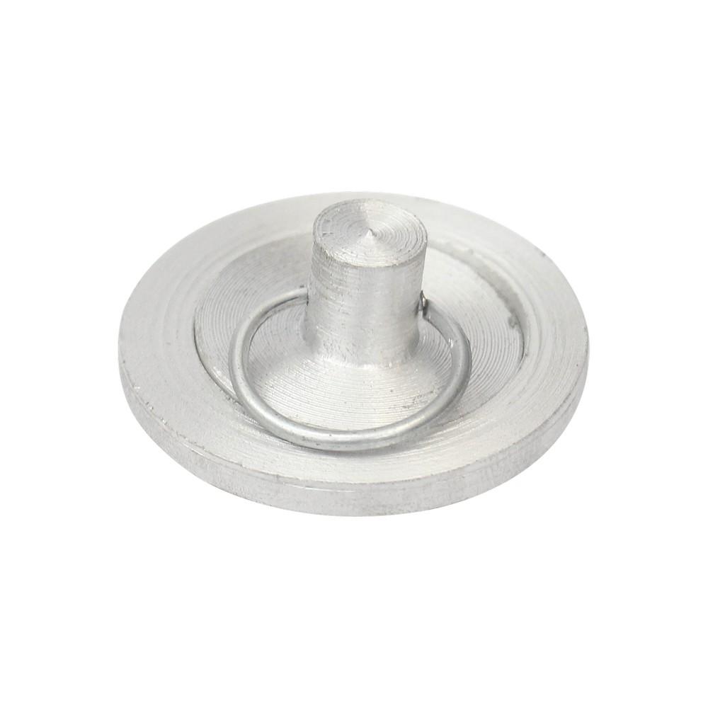 Tapón de aluminio para pila de 1 pulg