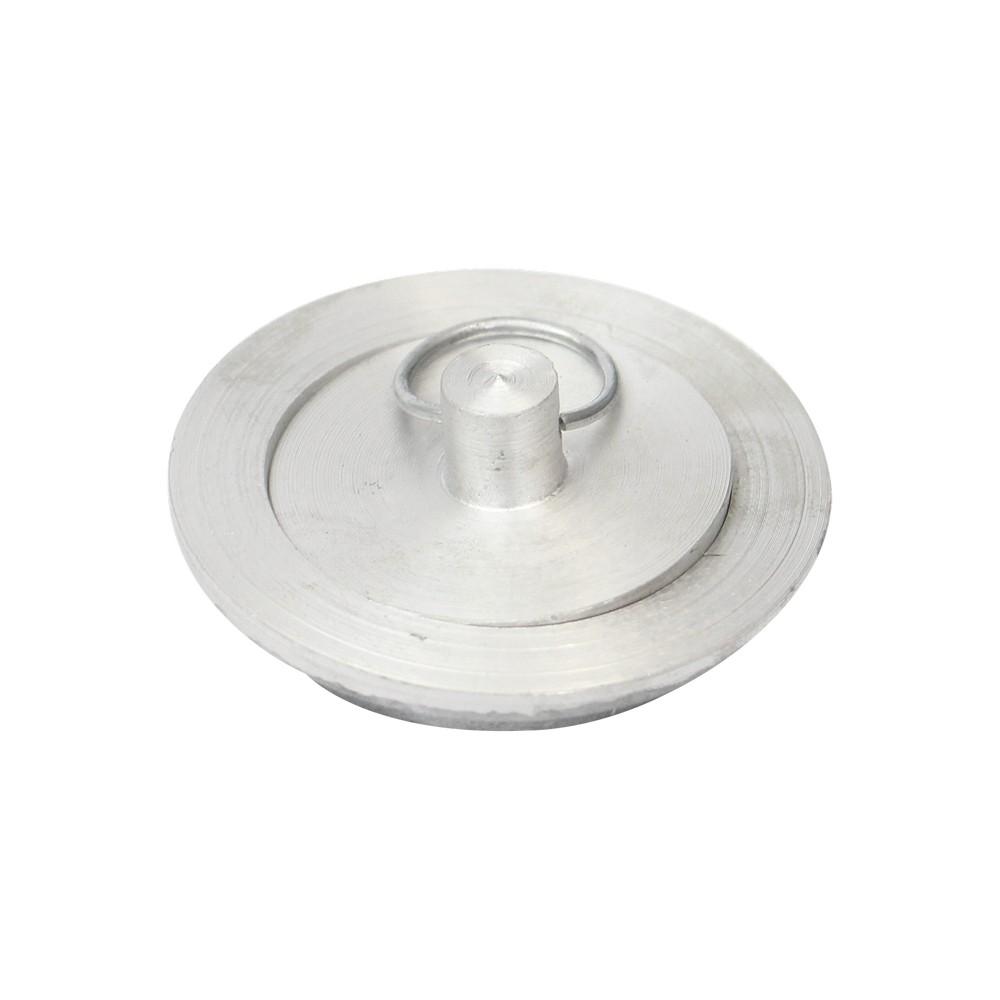 Tapón de aluminio para pila de 1-1/2 pulg