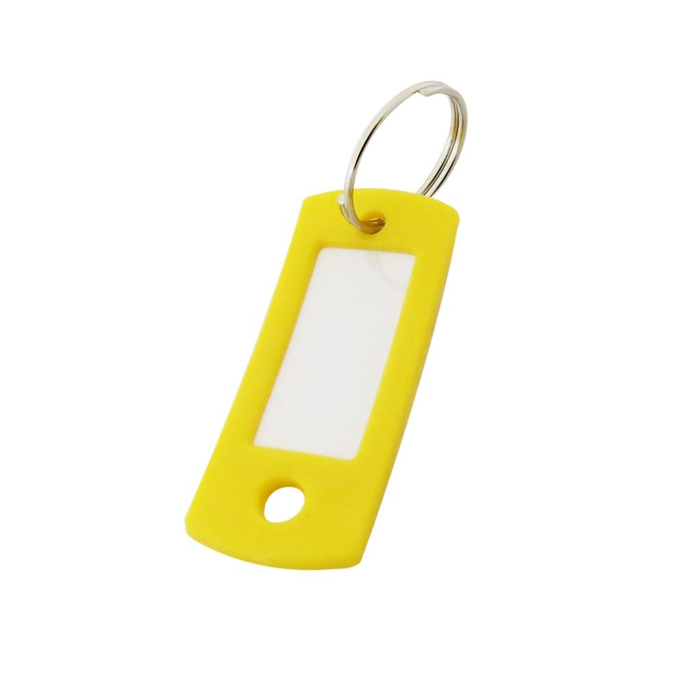 Distintor tipo etiqueta para llave