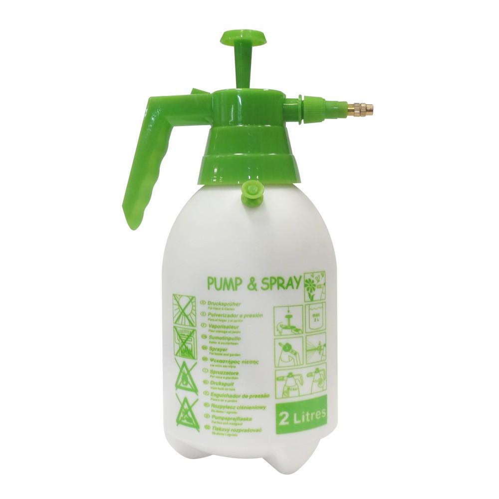 Bomba para insecticida de 2 litros bombas para fumigar for Bombas para cascadas de jardin