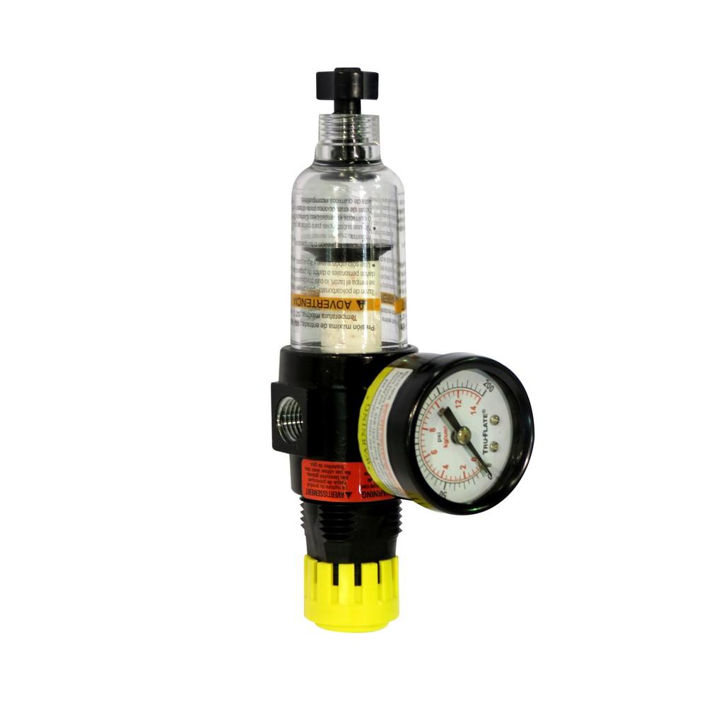 Filtro regulador de aire 1/4 npt mini 24-243