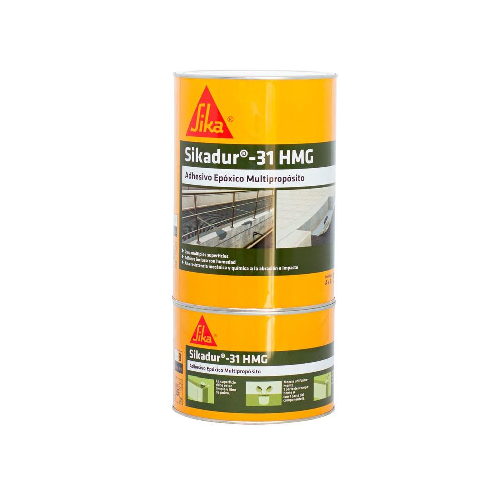 Adhesivo epóxico sikadur 31 hmg para anclaje