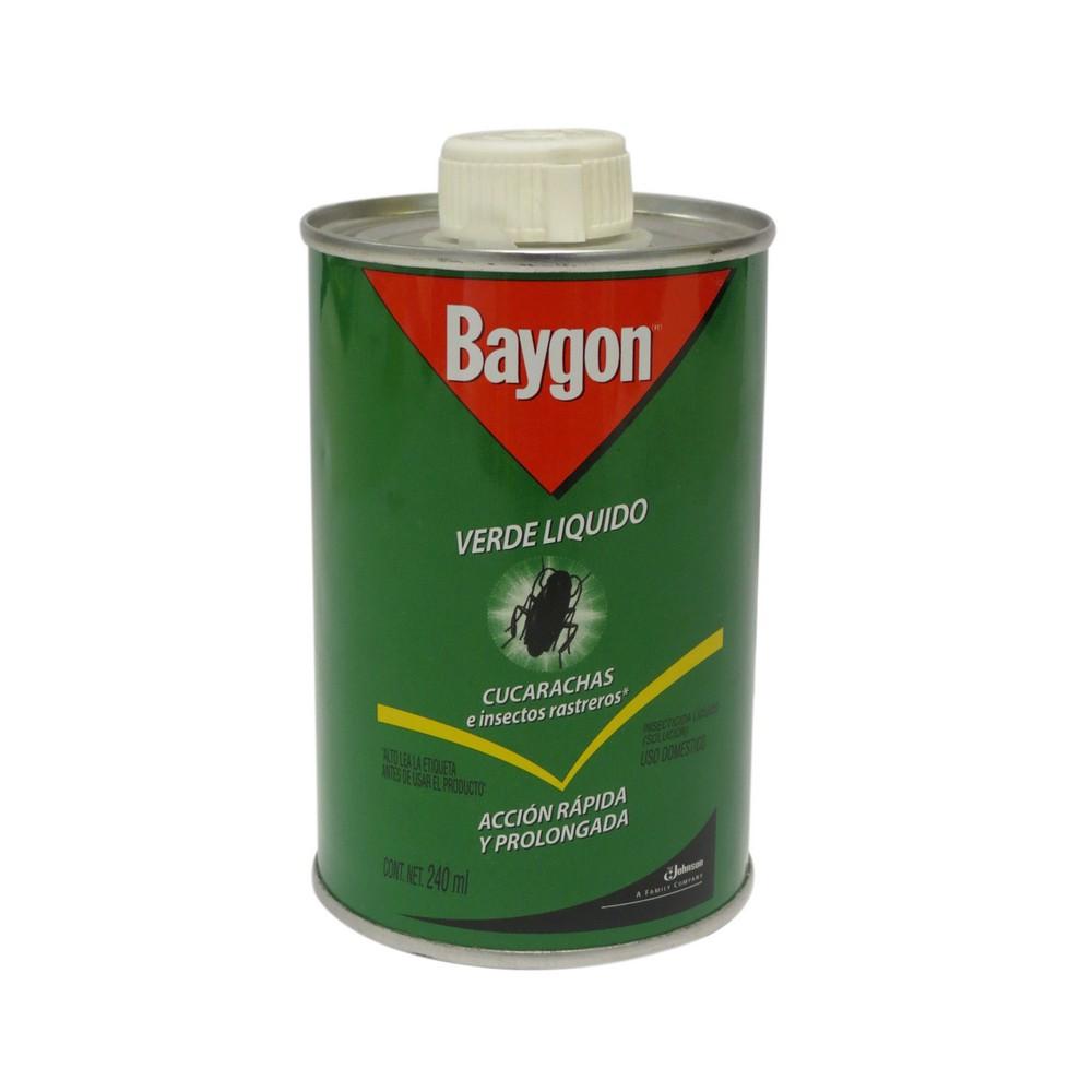 Baygon l quido 240 ml insecticidas baygon for Beneficios del insecticida casa jardin