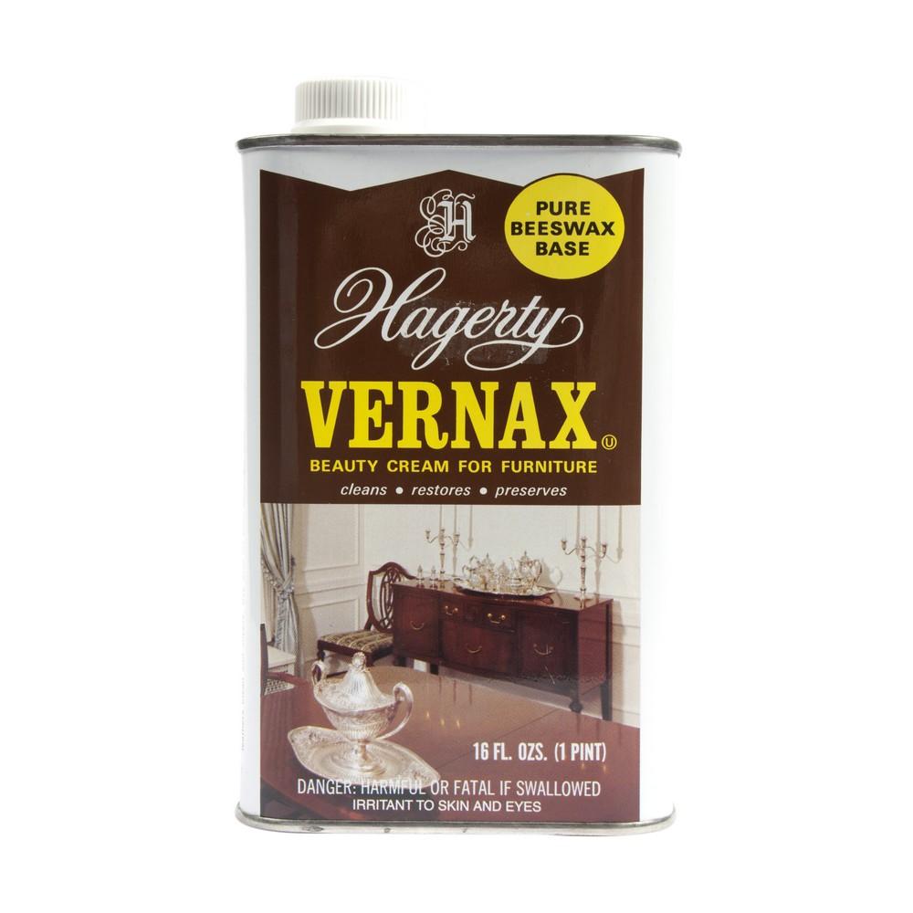 Limpiador para madera vernax en cera 16 oz