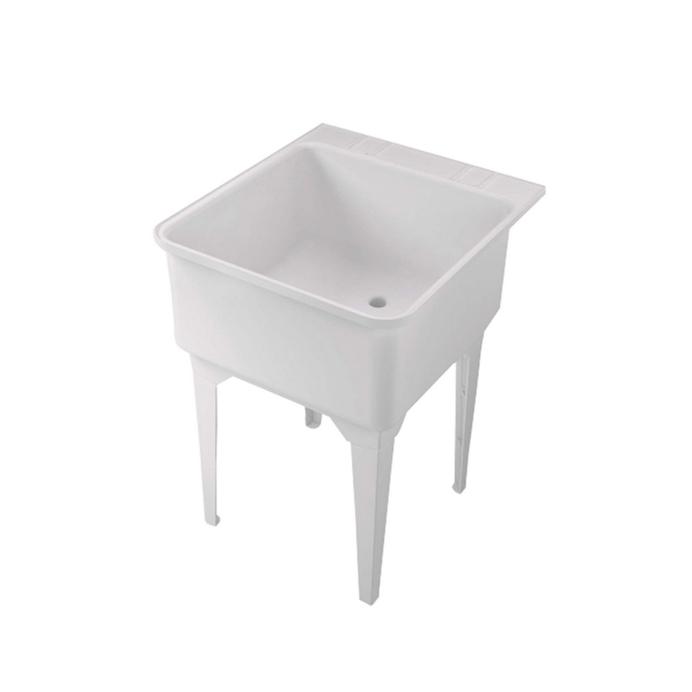 Pila pl stica para lavar for Pilas de lavar con mueble