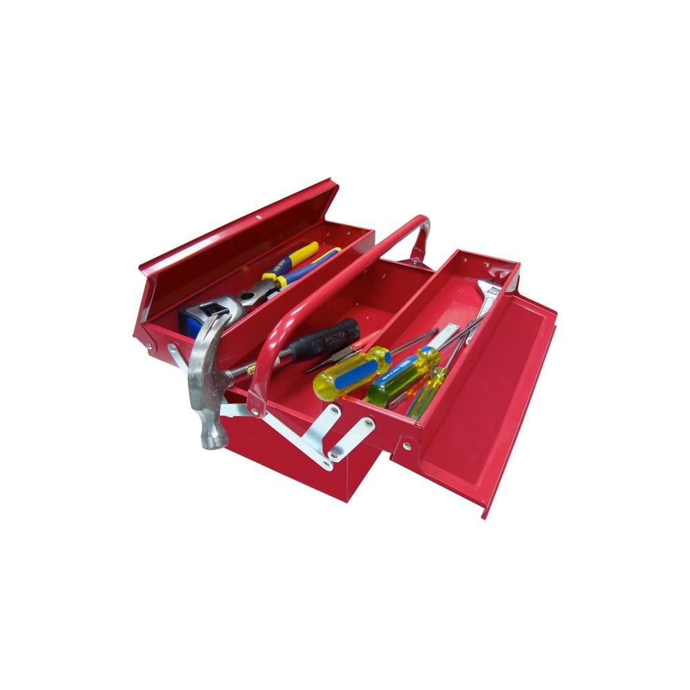 Caja para herramientas metálica
