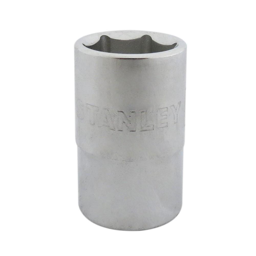 Cubo 17mm mando 1/2 pulg 6 puntos